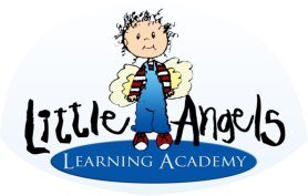 Little Angels Learning Academy Logo